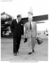Pan Am's Harold Gray with William Langhorne Bond, CNAC (China National Aviation Corporation)