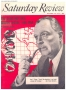 Pan Am's Juan Trippe on the cover of Saturday Review, 1956