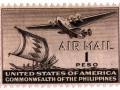 Pan Am flying boat on a Philippines stamp