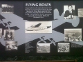 Pan Am Exhibit, Marine Air Terminal, LaGuardia, MAT, flying boats detail