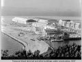 Treasure Island Terminal and buildings under construction 1937