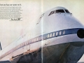 Pan Am, ad, 1970,Young America, Beoing, 747