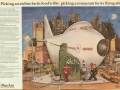 Pan Am, Ad 1972, Airline, Food service