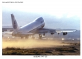 Pan Am,Boeing 747, take-off