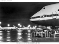 Pan Am, Boeing 747, assembly line at night