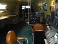 Control room of Pan Am flying boat: Boeing 314 at Foynes Museum