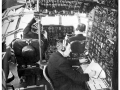 Pan Am Boeing B-377 Stratocruiser Flight Deck