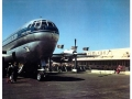 Pan Am Boeing B-377 Stratocruiser, Inaugural Flight, Paris, 1950