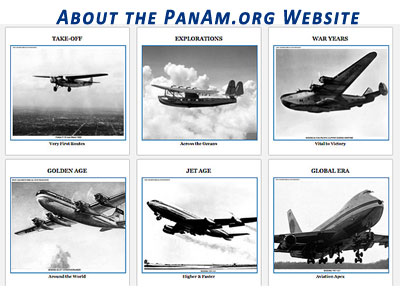 About the PanAm.org Website