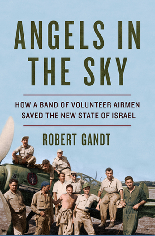 Angels in the Sky book cover