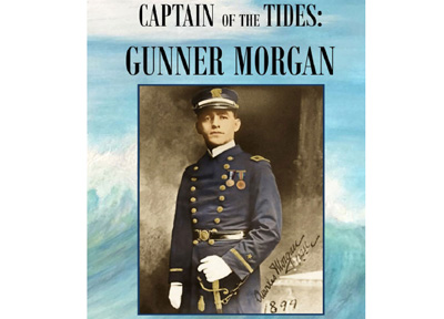 Gunner Morgan cover blog