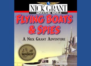 Nick Grant Adventure Novels blog