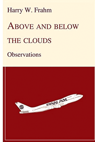 Above and Below the clouds cover