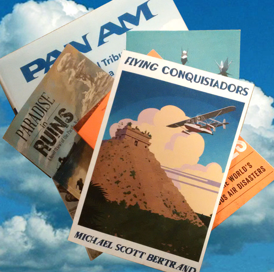 Pan Am Book News