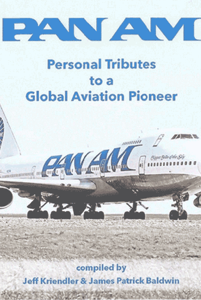 Pan Am Personal Tributes to Global Pioneer cover