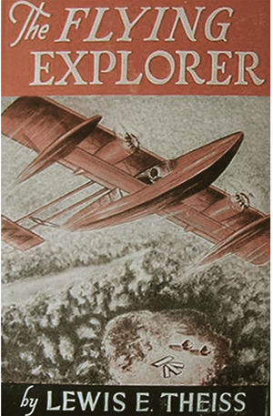 Flying Explorer Cover Theiss rsz