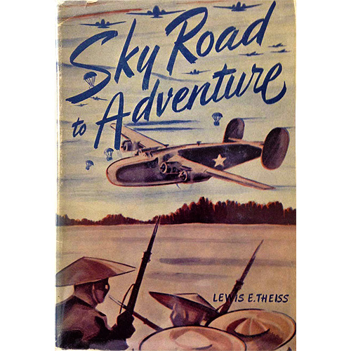 Sky Road to Adventure Cover Lewis Theiss rsz