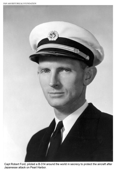 Pan Am Capt Bob Ford