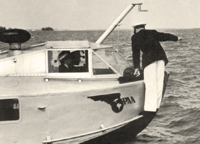 PAA Commodore; A Flying Boat Christmas 1933