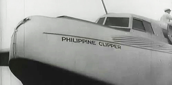 Pan Am Philippine Clipper