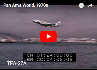 Pan Ams World 1970 Footage by Pan American World Airways, Inc.