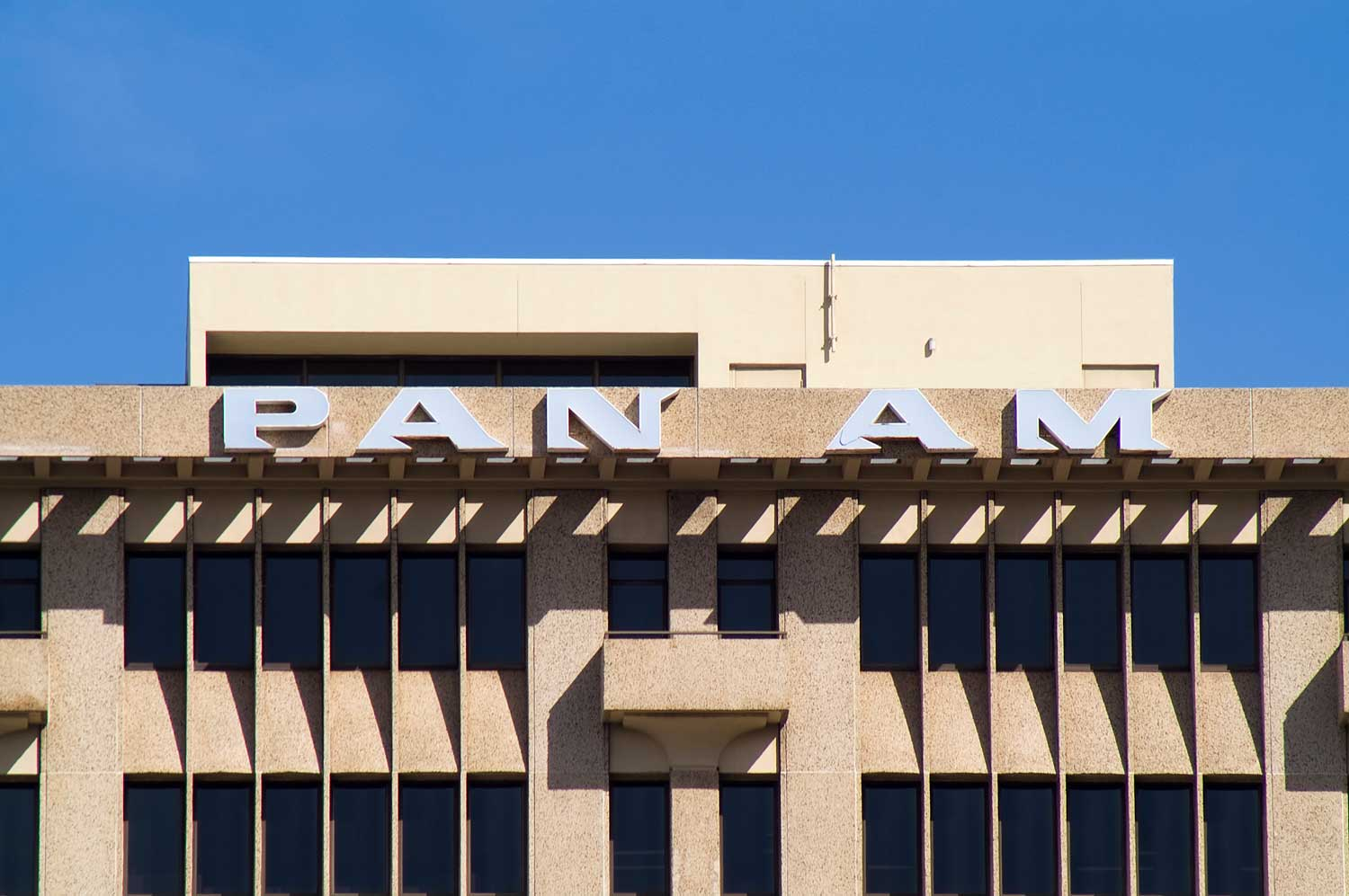 Pan Am Building Hawaii