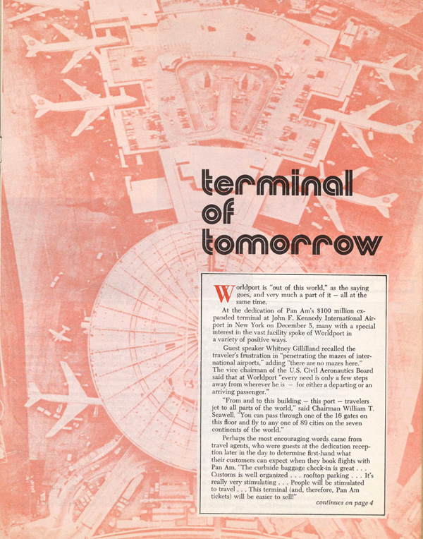 2 Terminal of Tomorrow