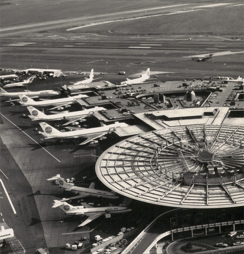 4 worldport aerial view 1980s