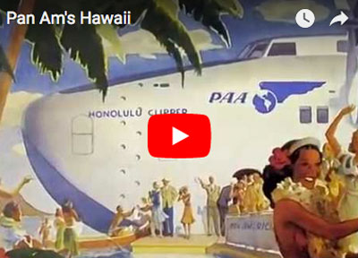 Pan Ams Hawaii Footage