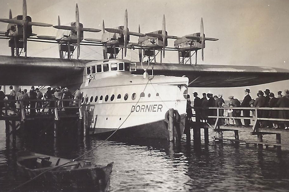 Dornier Do X Muggelsee 1932