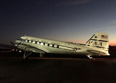 DC-3 Clipper Tabitha May