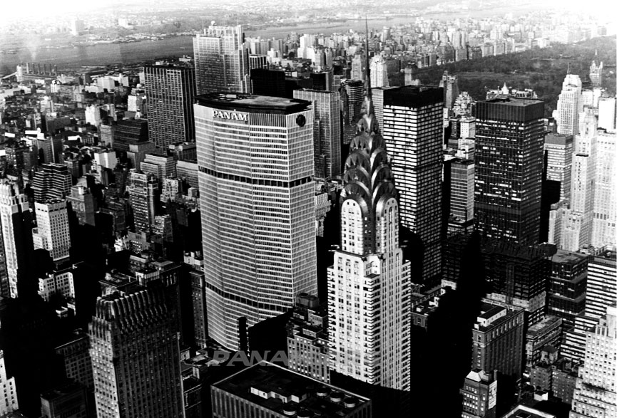 1 Pan Am Building 1960s