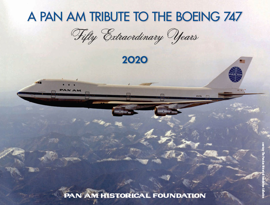 A Pan Am Tribute to the Boeing 747 50 Extraordinary Years