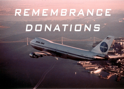 Remembrance donations blog