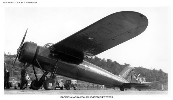 Pacific Alaska Consolidated Fleetster