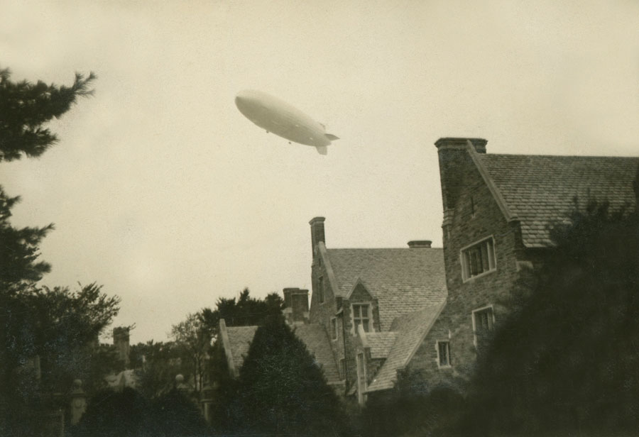 Hindenburg over Princeton 10 9 36 rsz