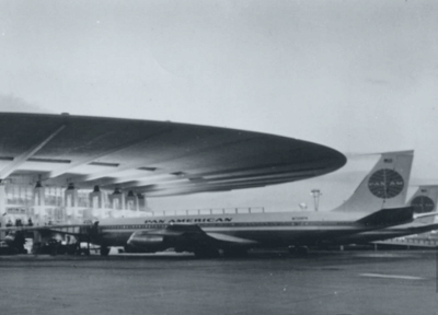 The Pan Am Worldport & the Jet Age