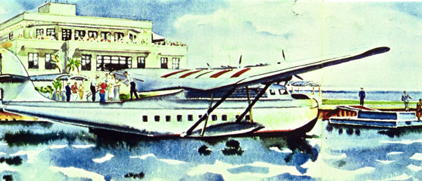 China Clipper at Dinner Key Fortune Magazine