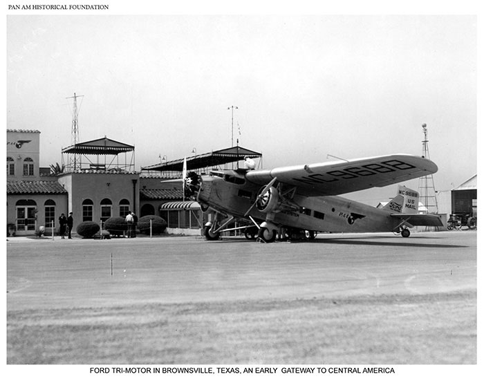 Brownsville Ford TriMotor