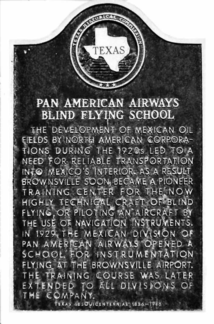 Plaque Texas Commission