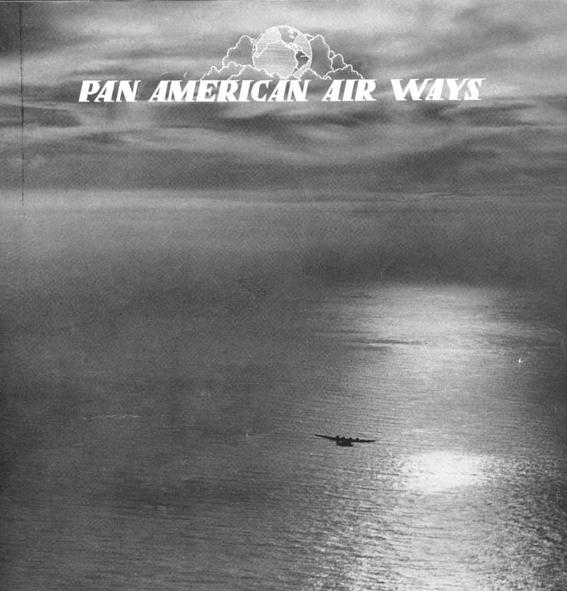 PAA Airways Cover Pan Am 1st Transpacific Thanksgiving