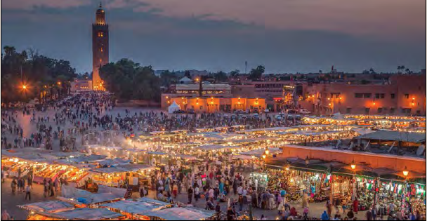 Imperial Cities of Morocco Tour September 22-October 2, 2019