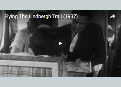 Flying the Lindbergh Trail