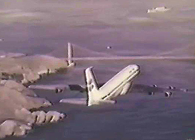 Pan Am Aas There - Video of Pan Am Mercy flights over the decades