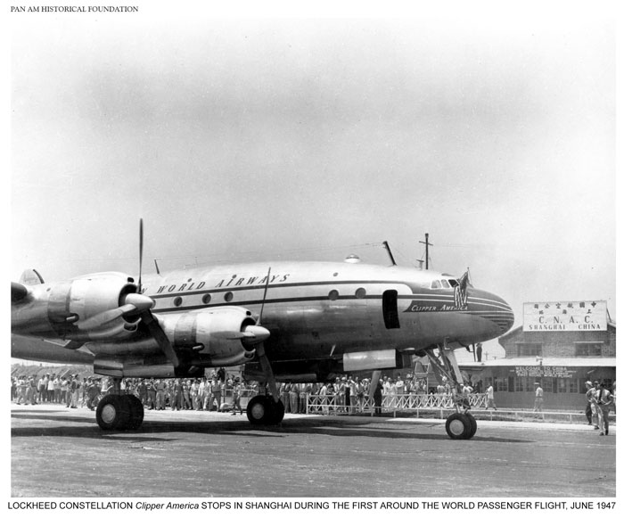 Pan Am A Brief History By Gene Banning Pan Am
