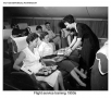 Pan Am flight service training, 1950s